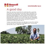 A good day with Hensall Co-Op