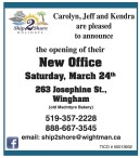 Pleased to announce the opening of the New Ship 2 Shore Office