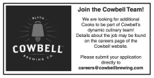 Join the Cowbell Team!
